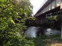 4. železniční most přes Svratku v Brně, Komárov.