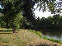 Levý břeh Svratky, Komárov.